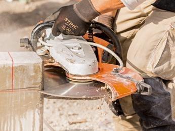 Przecinarki do betonu